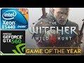 The Witcher 3 GOTY | Xeon E5440 GTX 560 8GB DDR3