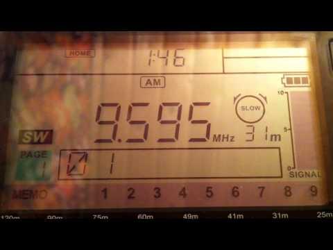 9595 KHz RADIO NIKKEI 1 (Chiba-Nagara)