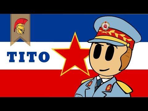 Josip Broz Tito: Marshal, Leader, President | Tooky History