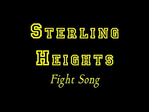 Sterling Heights Fight Song