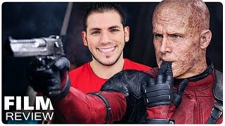 Deadpool review kritik german deutsch | ryan reynolds filme 2016