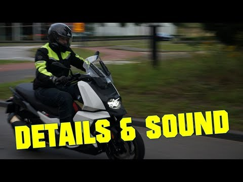 2019-bmw-c400x---details-and-exhaust-sound