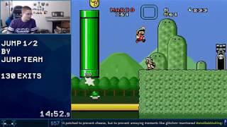 JUMP ½ Complete Blind Playthrough (Part 1/2)