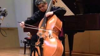 Schumann Adagio und Allegro Op.70  Doublebass
