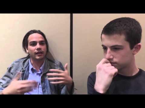 Don't Breathe: Daniel Zovatto & Dylan Minnette Exclusive SXSW Interview streaming vf