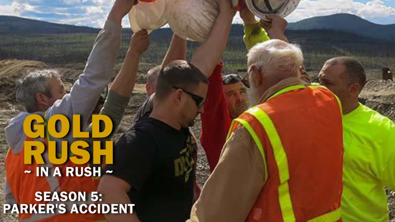 Gold rush season 5 episode 11 parker s accident gold rush in a