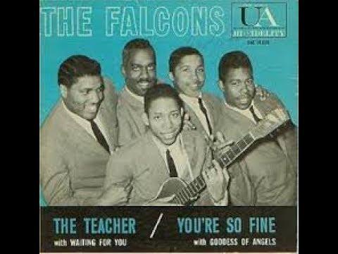 The FIESTAS - So Fine / The FALCONS - You're So Fine - stereo mixes