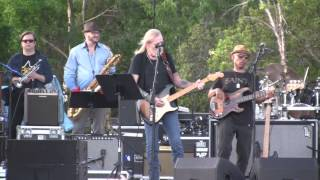 Gregg Allman  (Wanee 2016) - Live The Life I Love