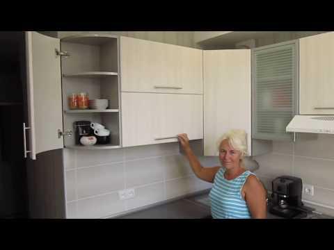 Кухонный гарнитур из ЛДСП на заказ