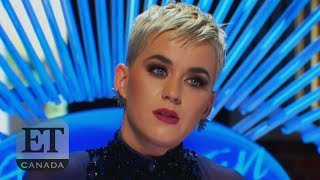 Katy Perry Disses Taylor Swift On 'Idol'