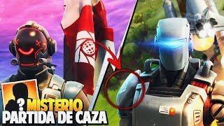 NEW SECRETS OF THE HIDDEN SKIN *CERTEROS* FORTNITE: Battle Royale