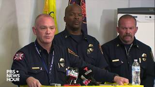 WATCH: Las Vegas officials offer update on shooting aftermath