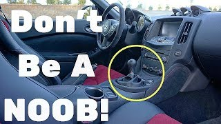 5 Things You Should Never Do In A Manual Transmission Vehicle! thumbnail