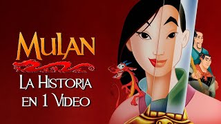 Mulan: La Historia en 1 Video