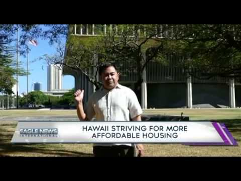 Hawaii striving for more affordable housing - Alfred Acenas/EBC Hawaii bureau