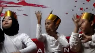 Malpensi tari indang ( badindin ) Rt. 02/05 Gg. Asem, Cipayung, Ciputat, 17 Agustus 2018.