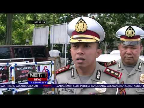 Mahasiswa Pelaku Tabrak Lari Di Bandung Resmi Jadi Tersangka - NET12