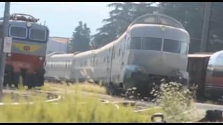 EMILIA ROMAGNA: Torna il mitico treno Settebello - VIDEO