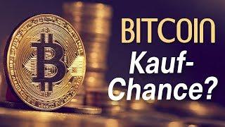 Bitcoin: Wann ich wieder kaufe!