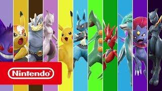 Pokkén Tournament DX - New Features Trailer (Nintendo Switch)