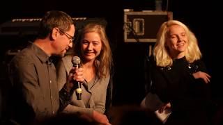 Les Petites Fugues 2017 au Moulin de Brainans - Interview de Cécile Coulon et Arnaud Rykner