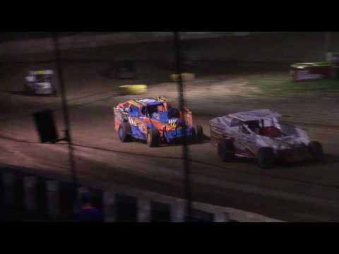 Ransomville Speedway Novice Sportsman Feature Highlights 8-21-17