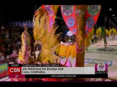 C5N - Sociedad: Carnaval más pasional del país (Parte 2)