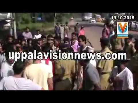 Kumbla-Uppala National Highway Road Issue: