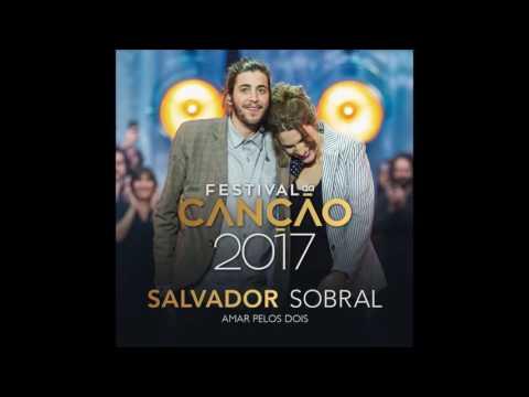 Salvador Sobral - Amar Pelos Dois (Studio)