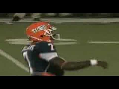 Illinois Fighting Illini Football Music Video
