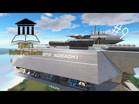 5 Principles of PVP Design   Spanj's Build Academy   Empyrion Galactic Survival   #9