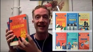 Special Announcement: New Books of Short Stories for Beginners with Teach Yourself