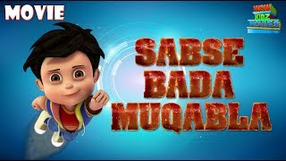 Sabse Bada Muqabla | Vir : The Robot Boy | Action Movie For Kids | WowKidz Movies