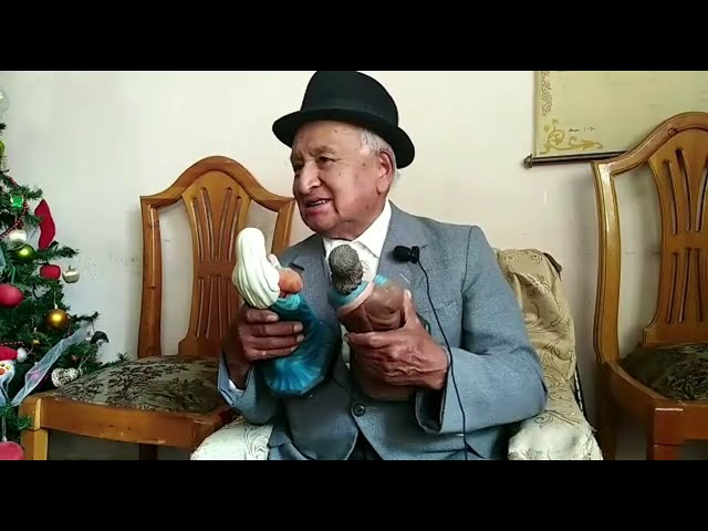 Vivencias del escultor Julio César Jimbo (tráiler)