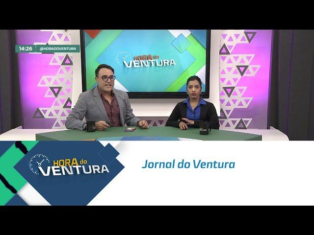 Jornal do Ventura: As informações atualizadas sobre o final de semana - Bloco 02