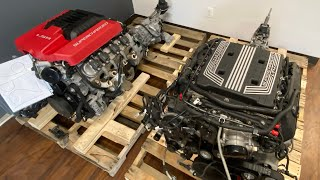 homepage tile video photo for SUPERCHARGED 650HP LT4 ENGINE FOR THE COLORADO???