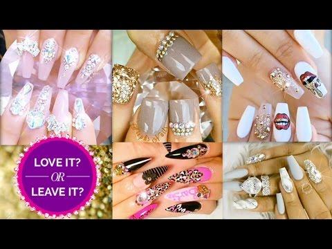 55 BLING Nail Designs
