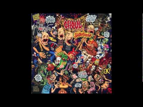 Ghoul - SplatterThrash [Full Album]