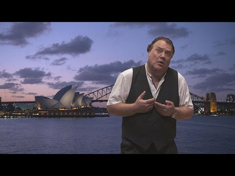 De Wagner à Broadway, Bryn Terfel oferece uma viagem pela Ópera de Sydney