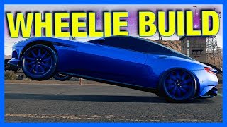 Need for Speed Payback : WHEELIE BUILD & TIPS!! (NFS Payback Drag Build)