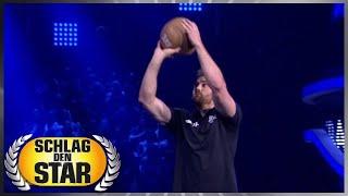 Spiel 3 - Medizinbasketball - Schlag den Star
