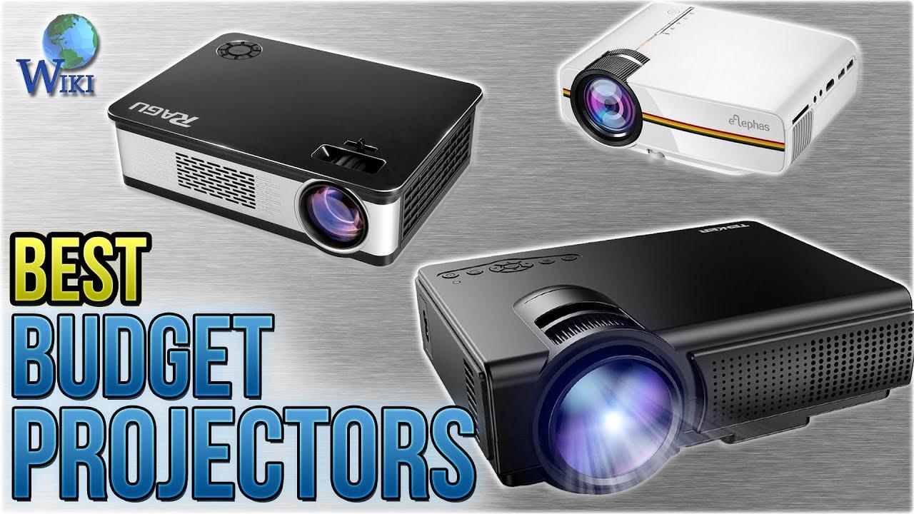 Best Budget Projector 2020 10 Best Budget Projectors 2018   YouTube
