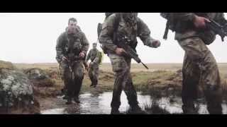 131 Commando - 30-mile cross-country march
