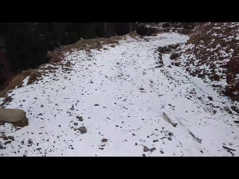Winter in Himachal Pradesh - Walk on Snow
