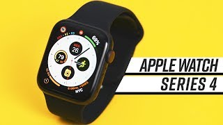 Apple Watch Series 4 Review - Time's Up
