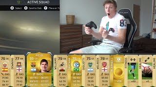 FIFA 15 - MESSI IN A PACK!!!!!!!!! Thumbnail