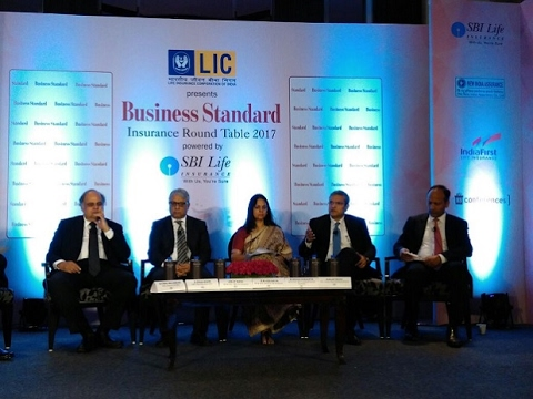 Business Standard - Insurance Round table 2017 Part 1