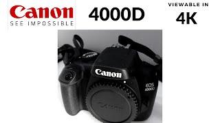 Canon EOS Rebel T100 / 4000D Un-Boxing - BEST CAMERA UNDER £300