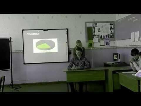 Рэп-урок по географии в 8 классе Тарасковской СОШ - Видео урока