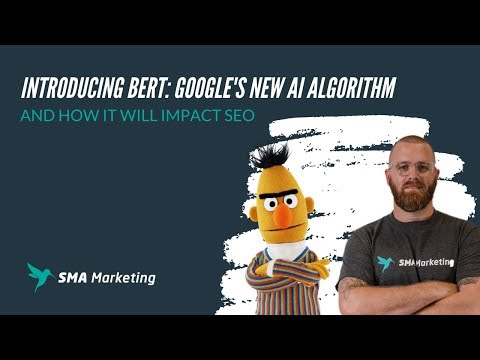 Introducing BERT: Google's New AI Algorithm